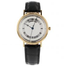 Breguet Classique 36mm In 18ct Yellow Gold