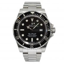 Rolex Sea Dweller 4000 in Stainless Steel