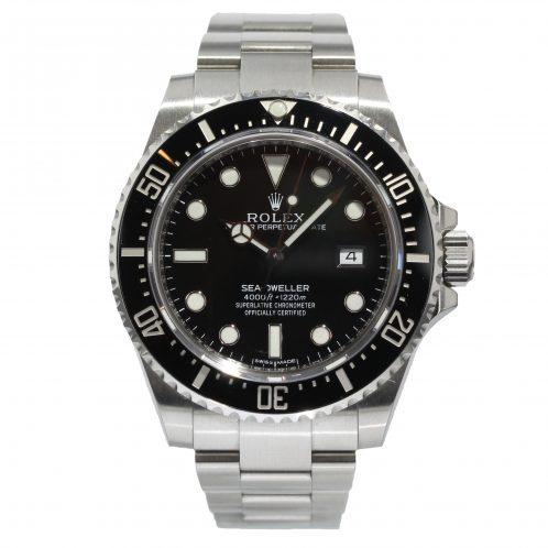 Rolex Sea Dweller 4000 in Stainless Steel