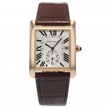 Cartier Tank MC in 18ct Rose Gold