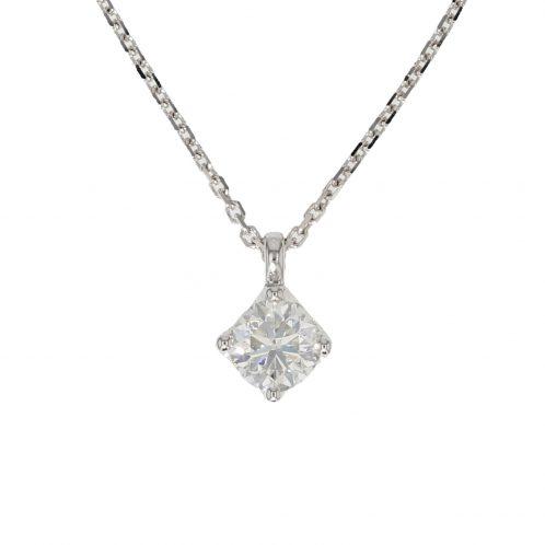 Brilliant Cut Diamond Pendant 0.60ct