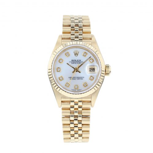 Rolex Datejust 26mm 18ct Gold
