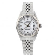 Rolex Datejust White Dial 26mm