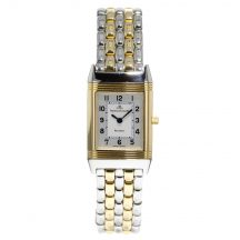 Jaeger Le-Coultre Steel & Gold Reverso