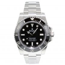 Rolex Submariner Non-Date In Stainless Steel