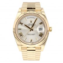 Rolex Day-Date 40 In 18ct Yellow Gold