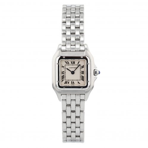 Ladies Cartier Panthere In Steel