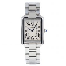 Cartier Tank Solo In Stainless Steel