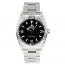 Rolex Explorer 1 in Stainless Steel 36mm