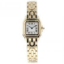 Special Edition Ladies 18ct Rose Gold Cartier Panthere