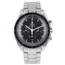 Omega Speedmaster Moonwatch In Stainless Steel