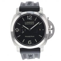 Panerai Luminor 'PAM312' In Stainless Steel