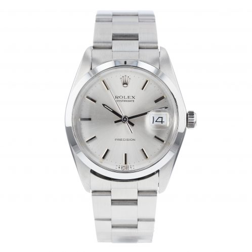 Rolex Oyster Date Precision 34mm Steel