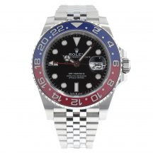 Rolex GMT Master II 'Pepsi' First Generation 126710BLRO