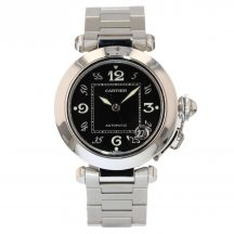 Cartier Pasha In Stainless Steel
