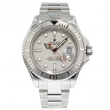 Rolex Yacht Master In Stainless Steel