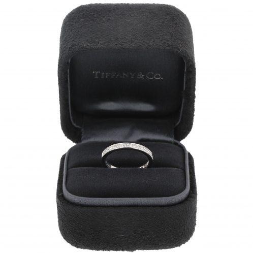 Tiffany & Co Diamond 1/2 Eternity Ring