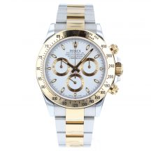 Rolex Daytona Steel & Gold