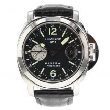 Panerai Luminor GMT In Stainless Steel