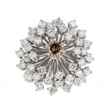 Diamond Cluster Ring 2.25ct