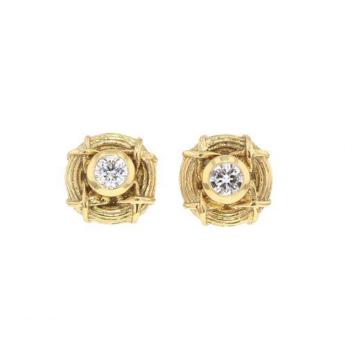 Theo Fennell Diamond Earrings