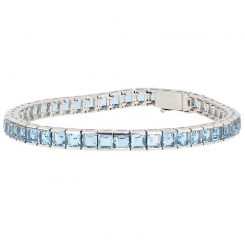 Aquamarine Bracelet 10.00ct